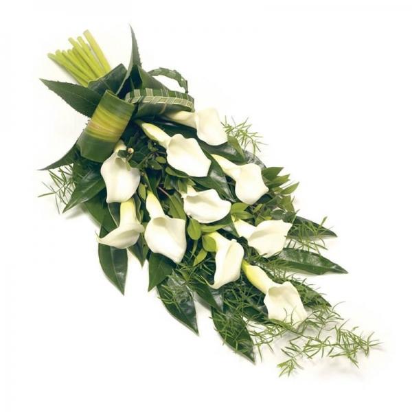Bukiet kondolencyjny VIII