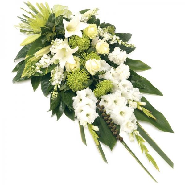 Bukiet kondolencyjny - wybór kwiaciarni